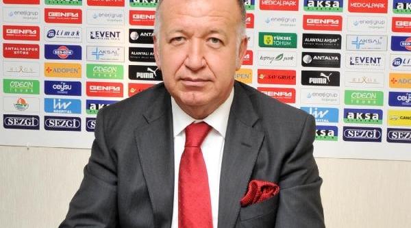 Antalyasporlu Mehmet Sedef Yoğun Bakimda, Ek Haber