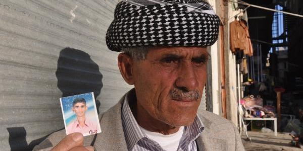 Antalya'ya Çalişmaya Giden Oğlundan 2 Aydir Haber Alamiyor