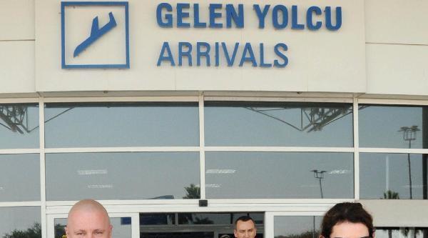 Antalya'ya Gelen Turist Sayısı 6.5 Milyonu Geçti