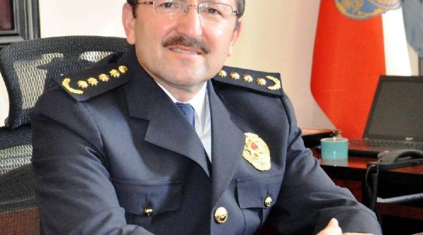 Antalya'ya Veda Eden Emniyet Müdürü Sağlam: Hakkimiz Helal Olsun