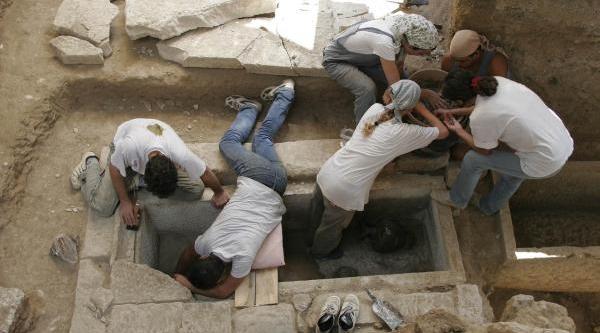 Antik Antandros'A Müze Için Sponsor Araniyor