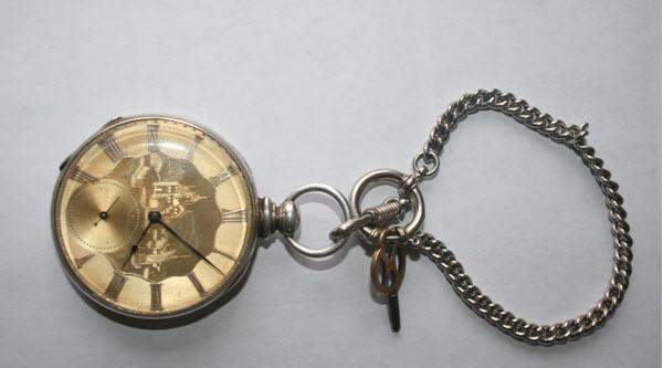Antika Saat Hırsızı Yakalandı