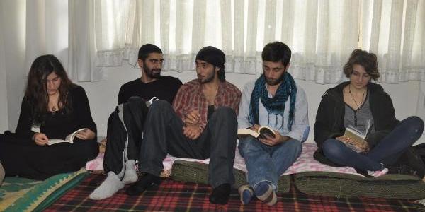 'antikapitalist Müslümanlar'dan Van'daki Açlik Grevi Eylemine Destek