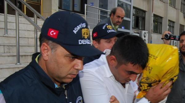 Aparttaki Cinayetin Şüphelisi Fethiye'de Yakalandı (2)