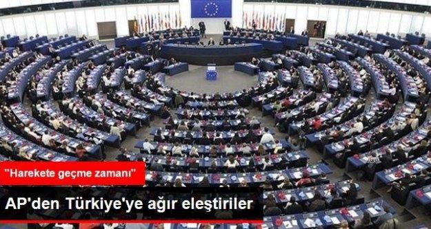 AP'den Türkiye'ye Ağır Eleştiriler