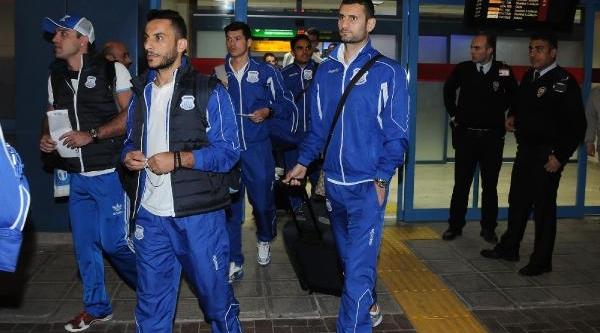 Apollon Limassol Trabzon'da