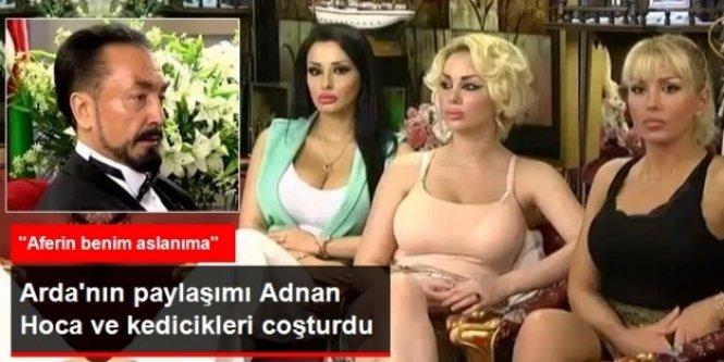 Arda'nın paylaşımı Adnan Hoca ve kediciklerini coşturdu!