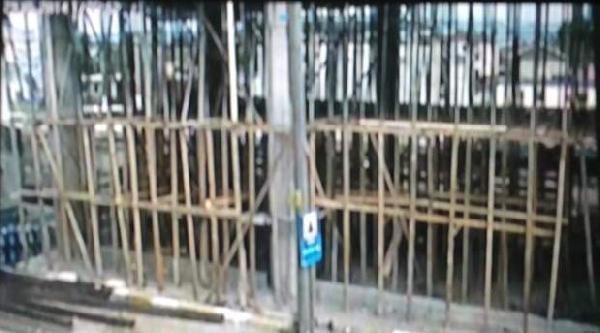 Arifiye'de Yüksek Hızlı Tren İstasyonu İnşaati Çöktü: 6 Yaralı (4)