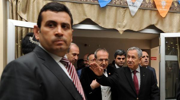 Arınç: Çirkin Kelimeleri Ve Sıfatları Kılıçdaroğlu'na Faiziyle İade Ediyorum