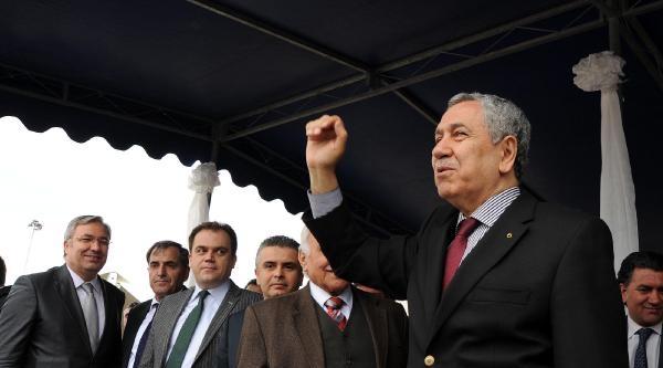 Arınç: Çirkin Kelimeleri Ve Sıfatları Kılıçdaroğlu'na Faiziyle İade Ediyorum (2)