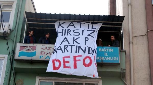 Arınç Da Kılıçdaroğlu'nu Eleştirmek İçin Bozkurt İşareti Yaptı (2)