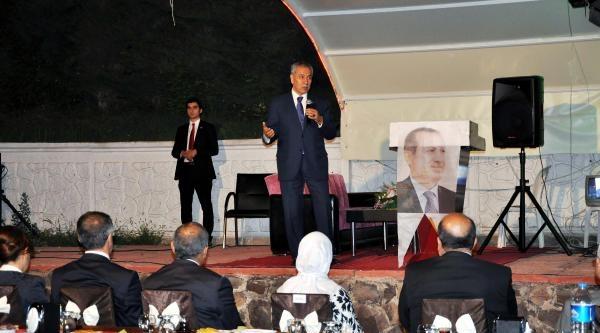 Arınç, Elazığ'da Temel Atma Törenine Katıldı (2)