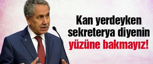 Arınç'tan Öcalan ve HDP'ye kritik mesajlar!