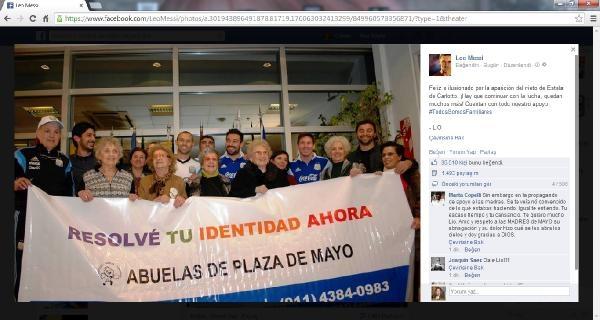 Arjantinlilerin Sevincine Messi De Ortak Oldu