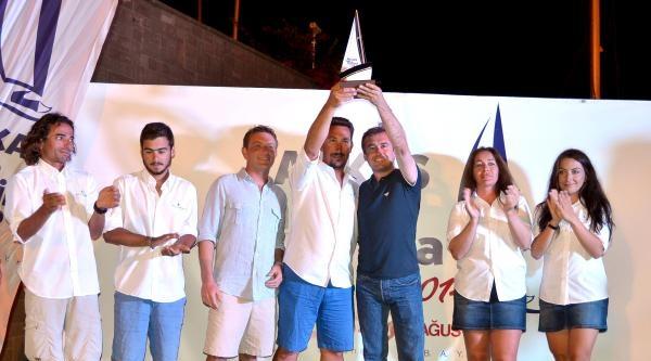 Arkas-milta Marina Cup'ta Ödüller Sahiplerini Buldu