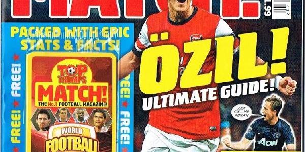 Arsenal'da Özil Korkusu