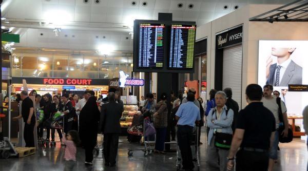 Artık Havalimanlarında Yolcu Anonsu Yapılmayacak