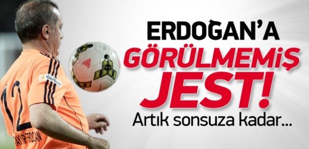 Artık sonsuza kadar Erdoğan'ın