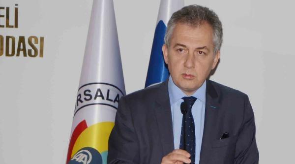 Aselsan Başkanı: Yabancı Firmadan Hizmet Alırsanız 'dinleniyormuyuz?' Diye Bir Sormanız Lazım