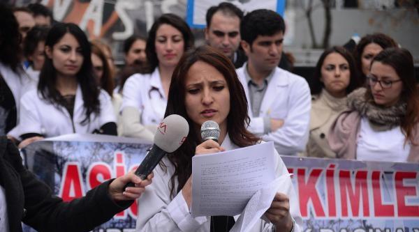 Asistan Hekimler İş Bırakma Eylemine Son Verdi