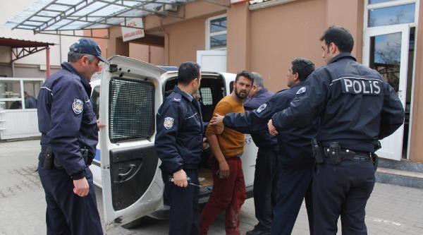 Askerden İzne Geldi, Hırsızlık Yaparken Yakalandı
