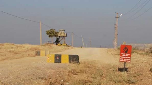 Askerler sınırda yakaladı üzerindekiler şok etti!