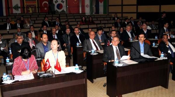 Asya Belediye Başkanlari Forumu Gaziantep'Te