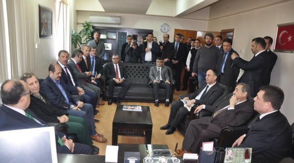 Atalay, Bdp Nevruz'u Siyasileştiriyor