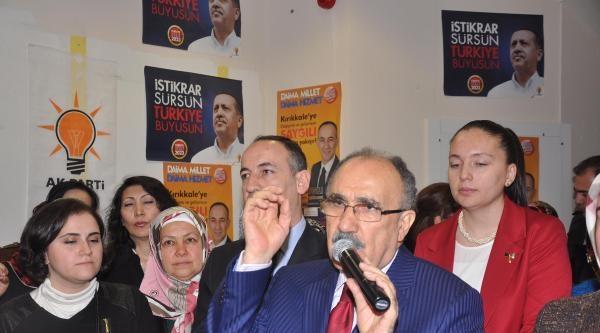 Atalay: Devlet Dairelerimiz Örtülü Hanımlarla Dolup Taşıyor