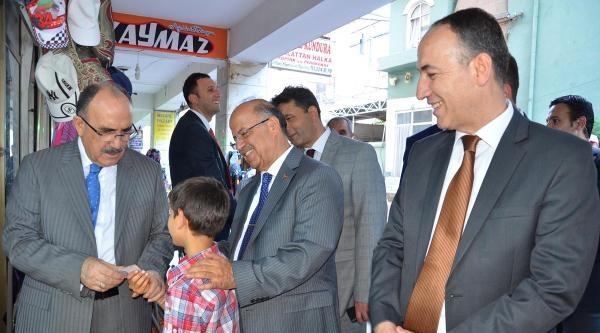 Atalay'dan Çocuklara Bayram Harçlığı