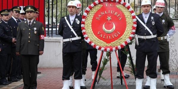 Atatürk, Şanliurfa'da Anildi