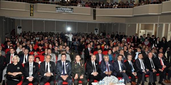 Atatürk, Sinop'ta Da Törenle Anildi
