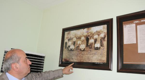 Atatürk, Trabzon İdman Grubu'nun Fahri Başkanlığını Yapmış
