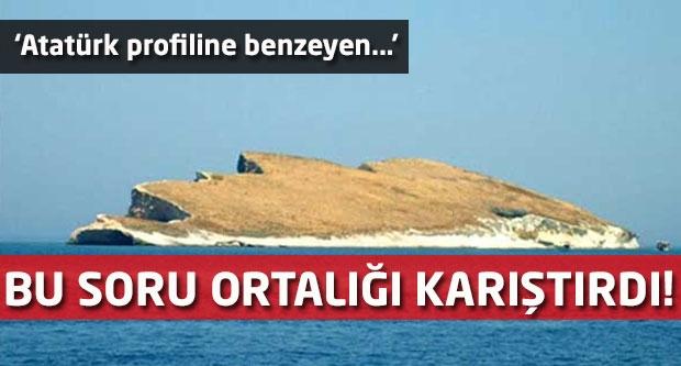 Atatürk'lü soru tartışma yarattı!