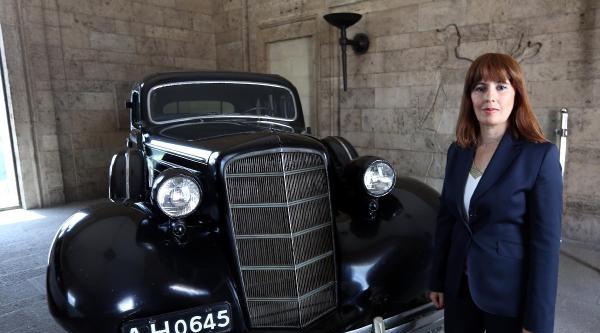Atatürk'ün 80 Yıllık Makam Otomobilleri 58 Yıl Aradan Sonra Bakıma Alınıyor