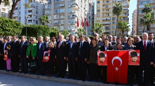 Atatürk'ün Adana'ya Geliş Yıldönümünde Alternatif Kutlama