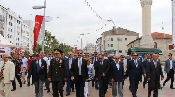 Atatürk'ün Bolu'ya Gelişinin 80'inci Yıldönümü Kutlandı