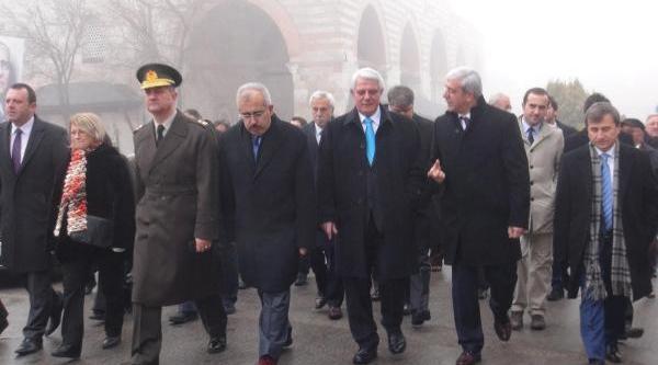 Atatürk'Ün Edirne'Ye Gelişinin 83'üncü Yildönümü Kutlandi