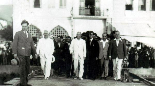 Atatürk'ün Karamürsel'e Gelişinin 81'inci Yıldönümü Kutlandı