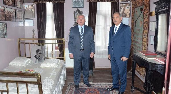 Atatürk'Ün Konakladiği Ev 'kent Müzesi' Olacak