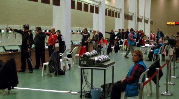 Aticilar Türkiye Şampiyonasi'nda Yarişiyor