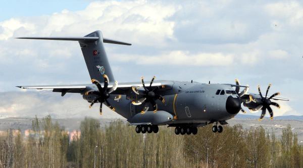 'atlas' Adlı Aırbus A 400m Nakliye Uçağının Teslimat Törenine Cumhurbaşkanı Da Katılacak