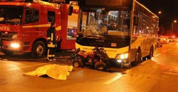 ATV kazasında Ölen Gençten Geriye Erdoğan'la Fotoğrafı Kaldı