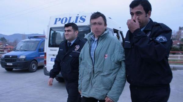 Av Tüfeğiyle Saldirdiği Emniyette Polisi Yaralayan Zanli Tutuklandi