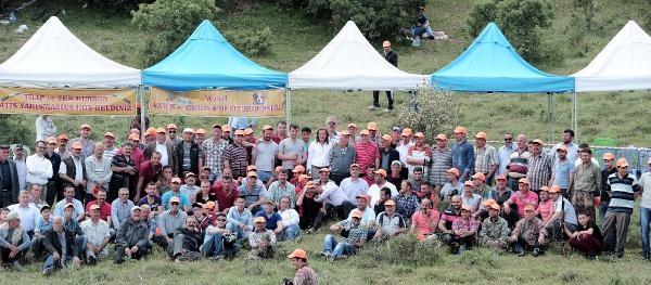 Avcılar, Yozgat'ta Buluştu