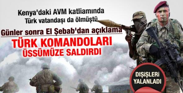 AVM katliamcılarına Türk komandolu baskın