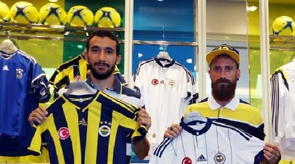 Avm'de Fenerbahçe İzdihami