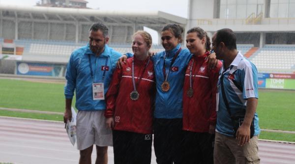 Avrupa Engelliler Gençler Şampiyonasi'nda Türkiye Takım Halinde İkinci Oldu