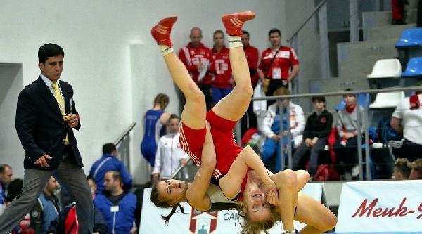 Avrupa Gençler Güreş Şampiyonasi Yarın Başlıyor