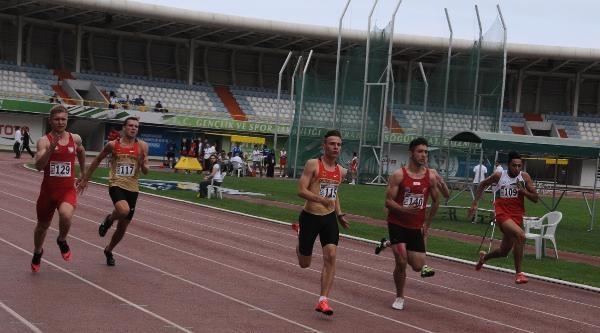 Avrupa İşitme Engelliler Gençler Atletizm Şampiyonasi Trabzon'da Başladı